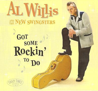 AL WILLIS & THE SWINGSTERS CD%20Al%20Willis